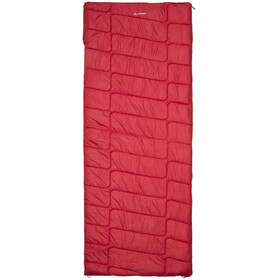 VAUDE Navajo 500 XL Syn Sleeping Bag red